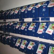 РИМ ГМ «Магнит» по почтовым ящикам