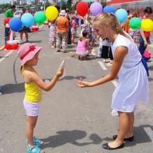 Детский праздник ко Дню защиты Детей вместе с ТМ «Агуша» и ГМ «Магнит»!