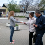Открытие Магнит Косметик_Зверево_май 14г