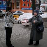 Лифлетинг_ГМ Магнит_Батайск_февраль 14г